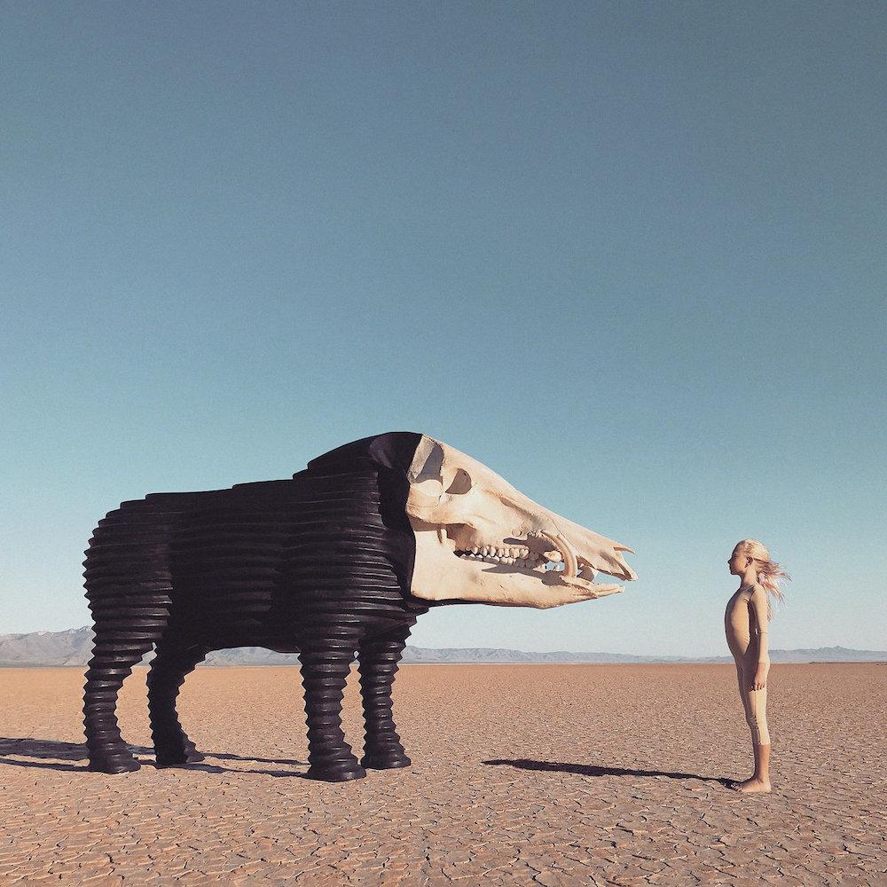 Man Man – Dream Hunting in the Valley of the In-Between (★★★★): Niet te missen circus