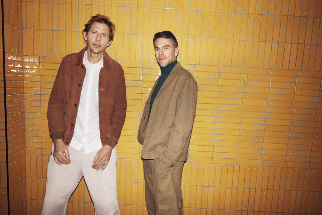 Interview Groove Armada: 'Geen tributeband die hits komt aframmelen'