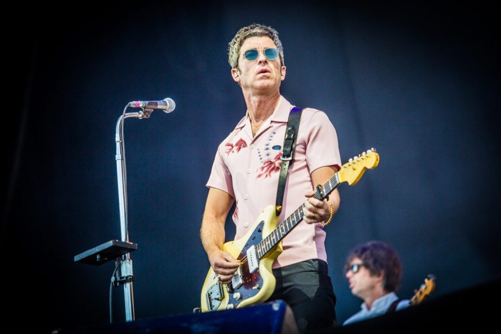 """Nieuwe single Noel Gallagher's High Flying Birds – """"Come On Outside"""""""