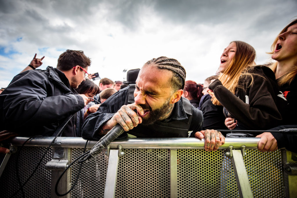 "Nieuwe single FEVER 333 – ""Presence is Strength"""