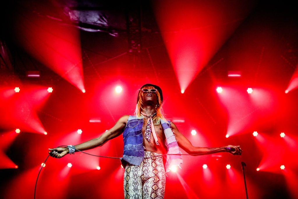 "Nieuwe single Yves Tumor feat. Diana Gordon – ""Kerosene!"""