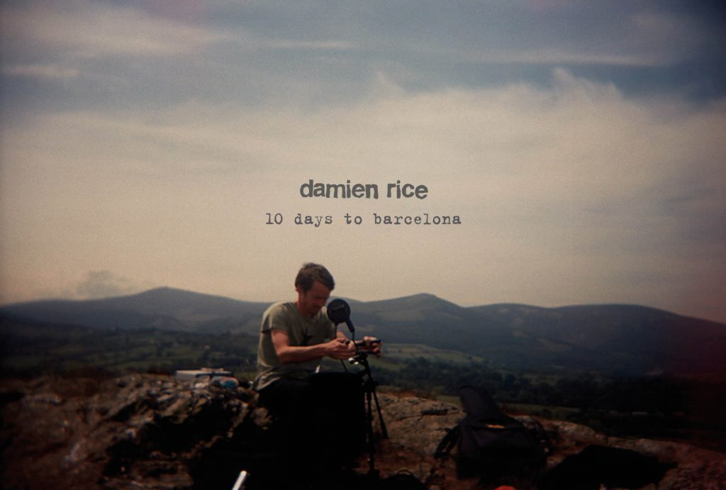 "Nieuwe single Damien Rice – ""100 Miles Across The Room"""