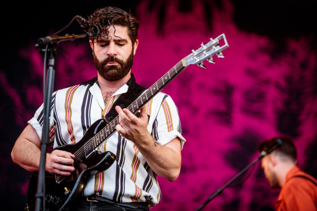 "Nieuwe single Foals – ""Into The Surf"""