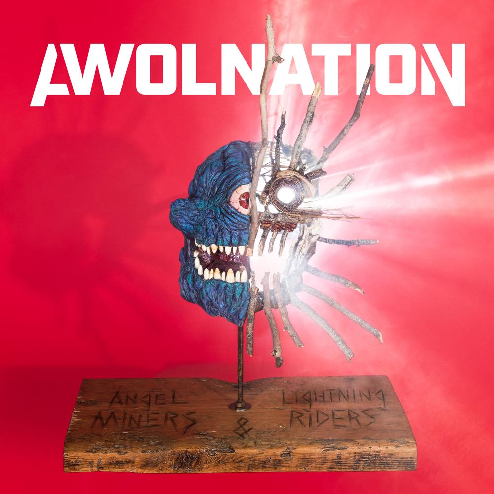 Awolnation – Angel Miners & the Lightning Riders (★★): Wie durft nee zeggen tegen Aaron Bruno?