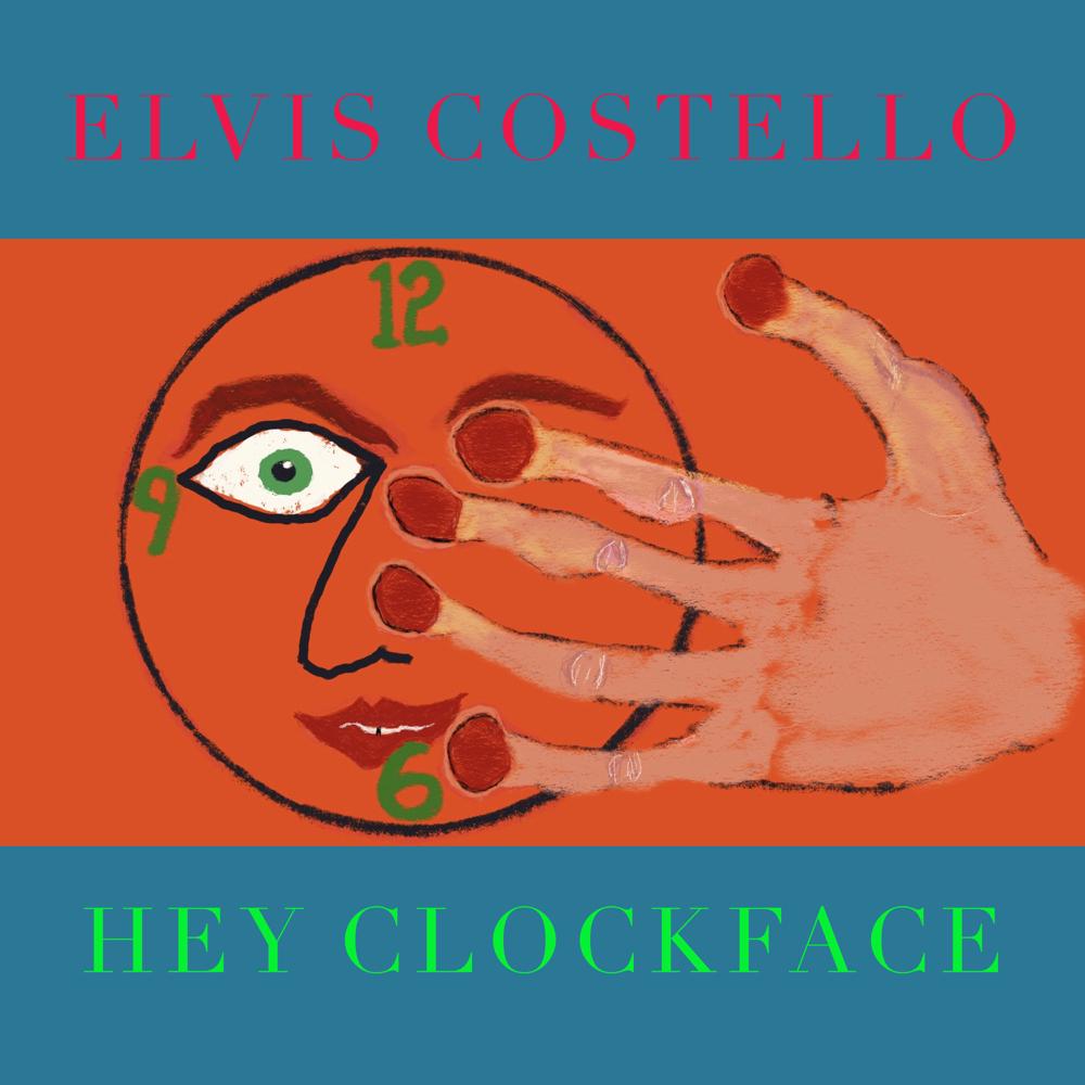 Elvis Costello – Hey Clockface (★★★★): Alleen Costello blijft bestaan