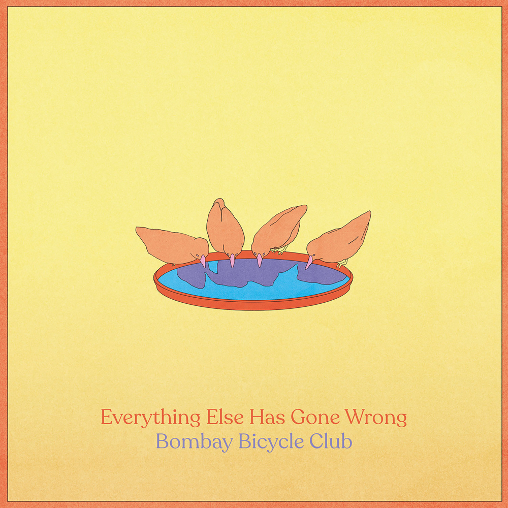Bombay Bicycle Club – Everything Else Has Gone Wrong (★★★): Niet geheel noodzakelijk
