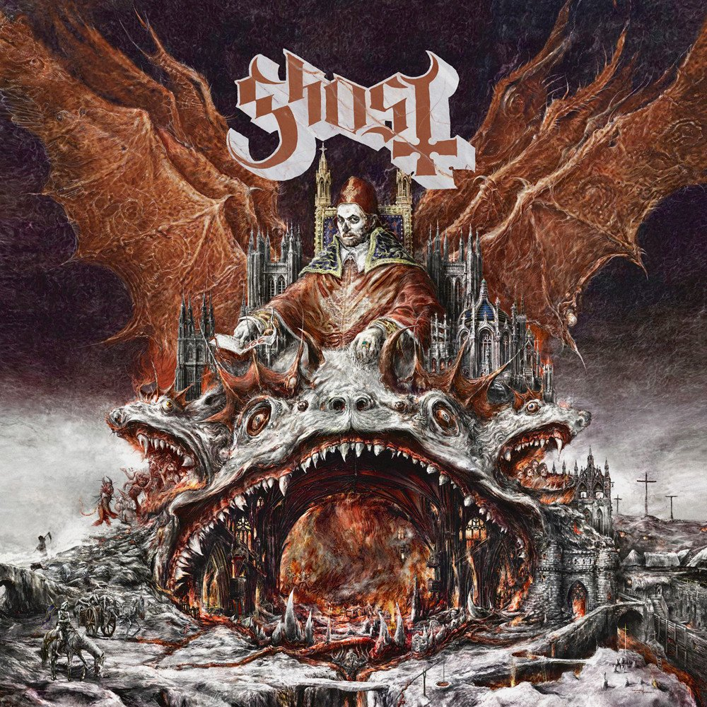 Ghost – Prequelle (★★★): De transformatie naar glam rock