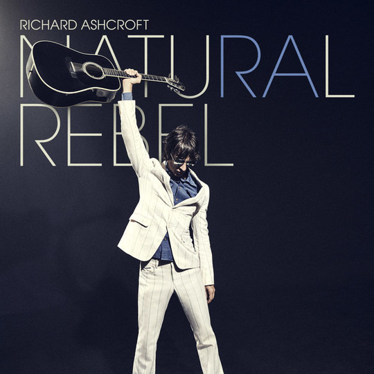 Richard Ashcroft – Natural Rebel (★★½): Te licht gebakken
