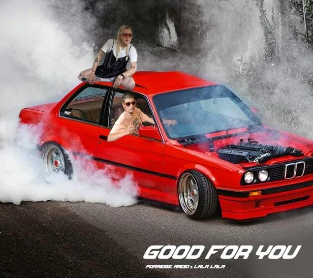 "Nieuwe single Porridge Radio & Lala Lala – ""Good For You"""