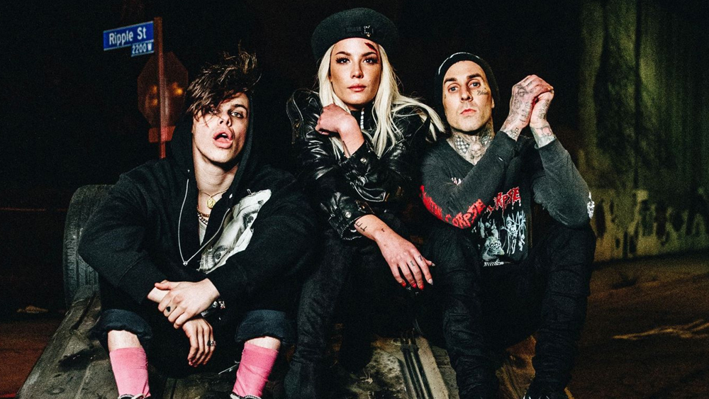 "Nieuwe single Yungblud – ""11 Minutes"" feat. Halsey & Travis Barker"