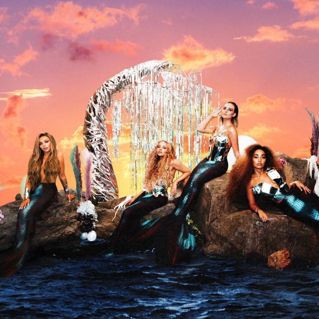 "Nieuwe single Little Mix – ""Holiday"""