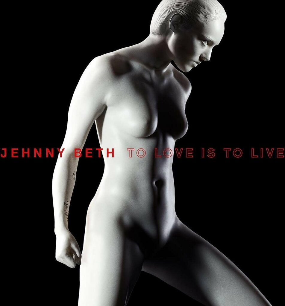 Jehnny Beth – TO LOVE IS TO LIVE (★★★★½): Ook wreed savage zonder haar band