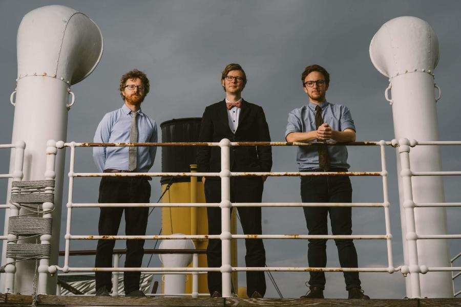 "Nieuwe single Public Service Broadcasting – ""White Star Liner"""