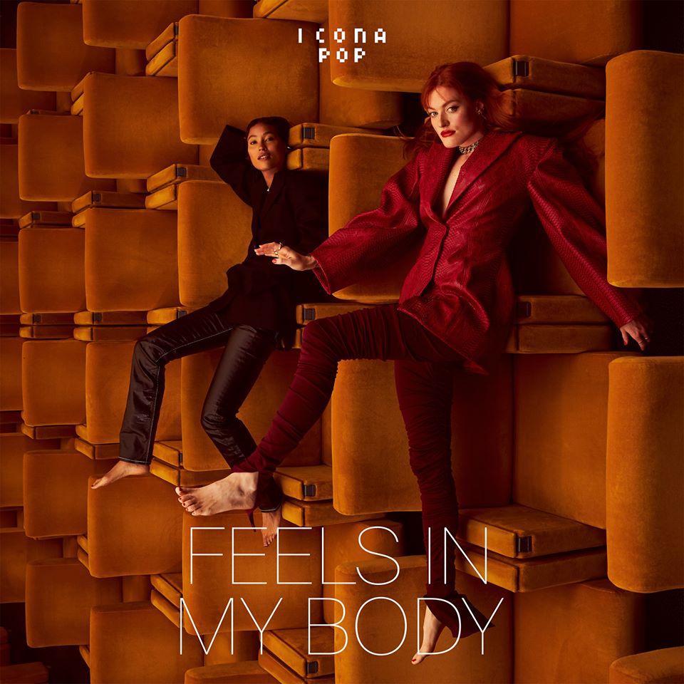 "Nieuwe single Icona Pop – ""Feels in My Body"""