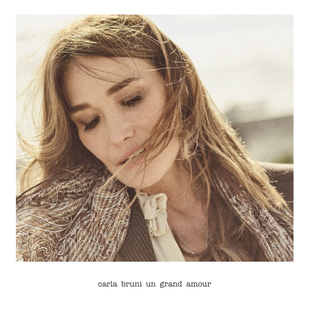 "Nieuwe single Carla Bruni – ""Un grand amour"""
