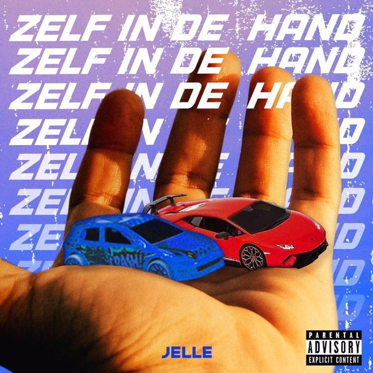 """Nieuwe single Jelle – """"Zelf in de hand"""""""