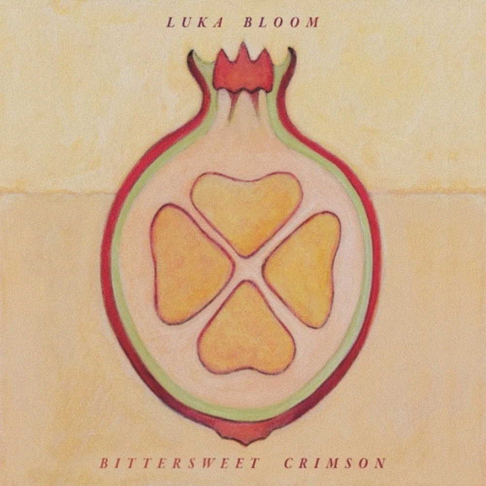 Luka Bloom – Bittersweet Crimson (★★★★): Authentieke onthaasting