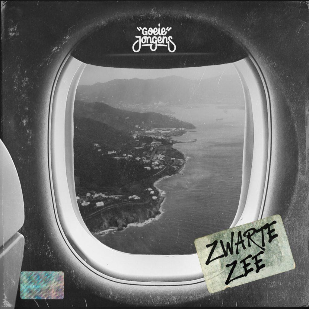 "Nieuwe single Goeie Jongens – ""Zwarte Zee"" (feat. Chaz, Djalu, Tiewai & Ricca)"