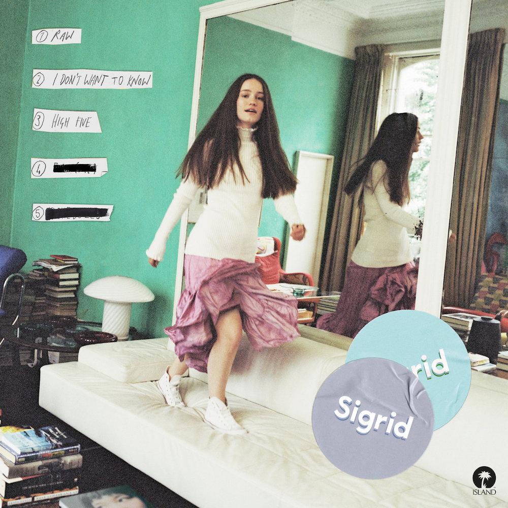 "Nieuwe single Sigrid – ""High Five"""