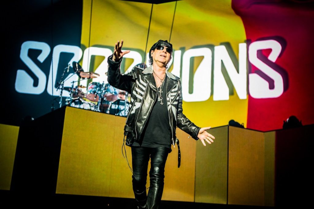 Scorpions en Europe naar de hardrock- & metaldag van de Lokerse Feesten 2019!