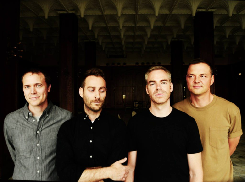 "Nieuwe single American Football – ""Silhouettes"""