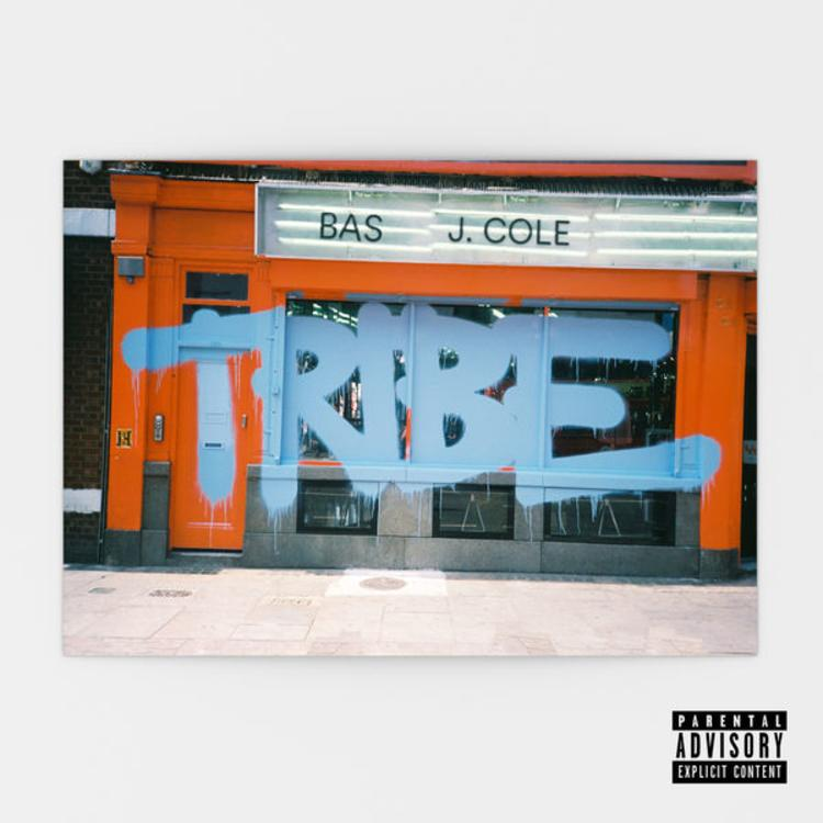 "Nieuwe single Bas – ""Tribe"" ft. J. Cole"