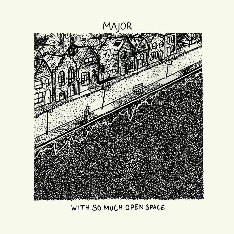 Major – With So Much Open Space (★★★½): Belgische emo zoals het hoort