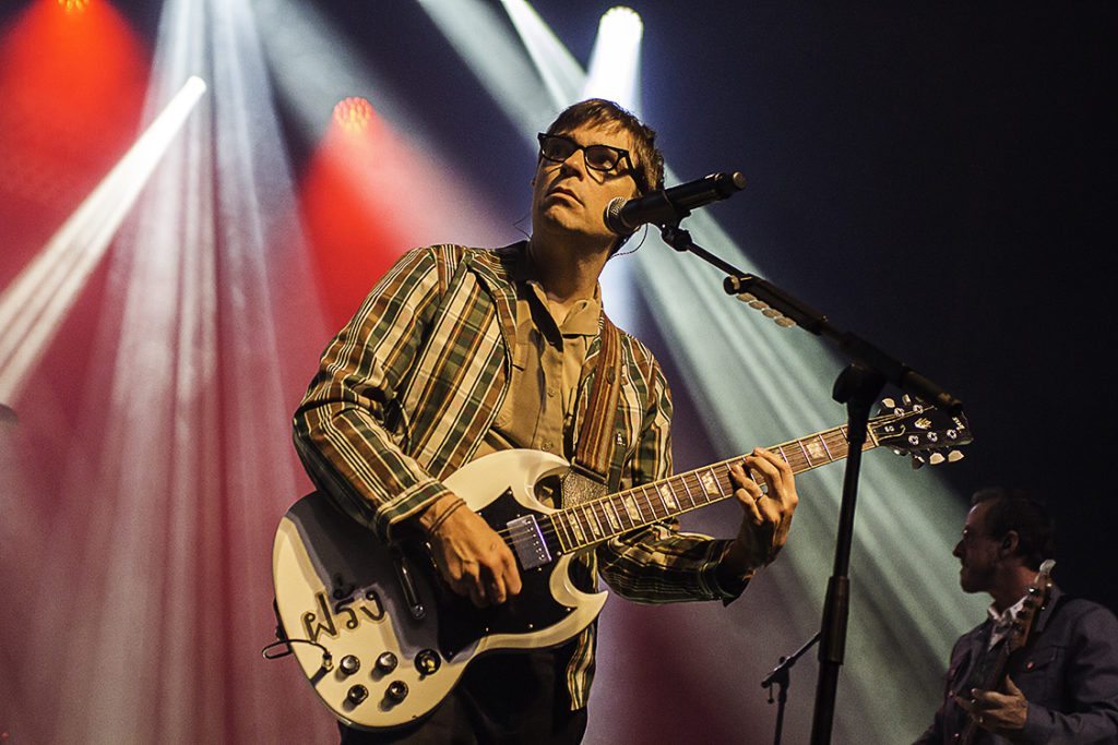 "Nieuwe single Weezer – ""High As a Kite"""