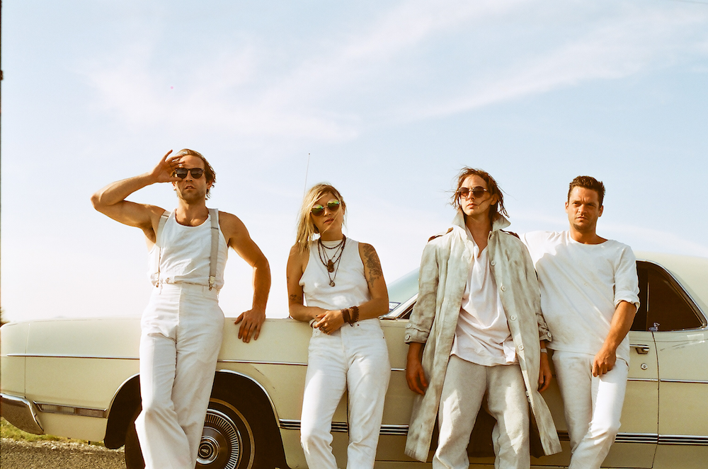 "Nieuwe single BRONCHO – ""Friends"""