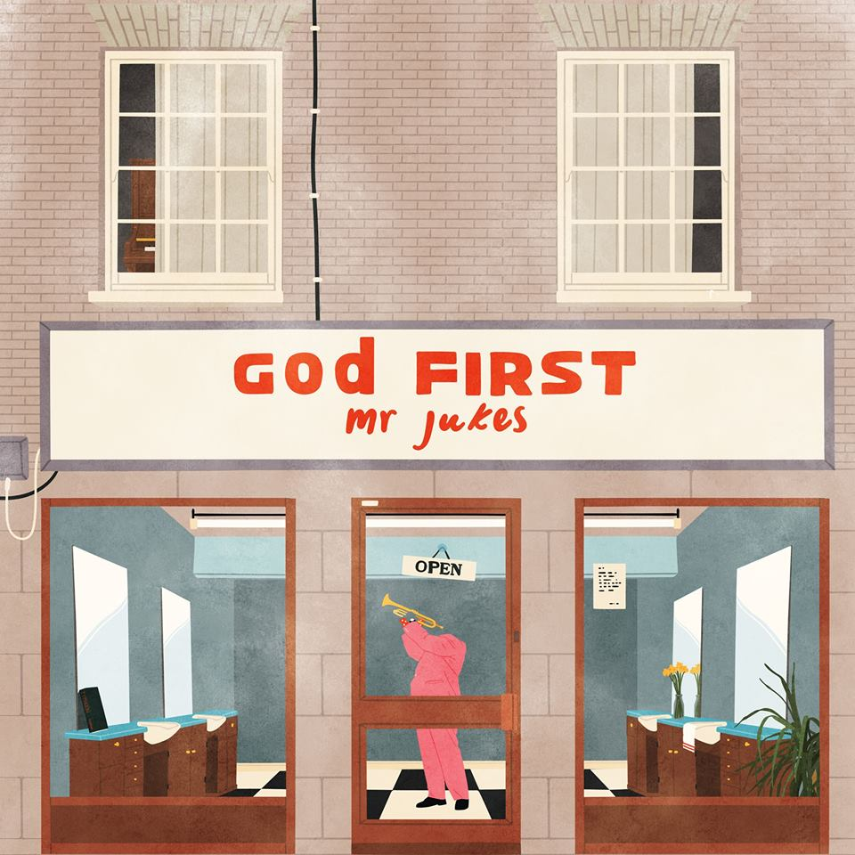 Mr Jukes – God First (★★★★): Een saus van funk en dansbare elektronica