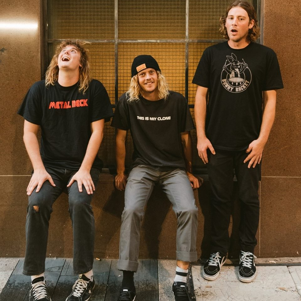 """Nieuwe single Skegss – """"Smogged Out"""""""