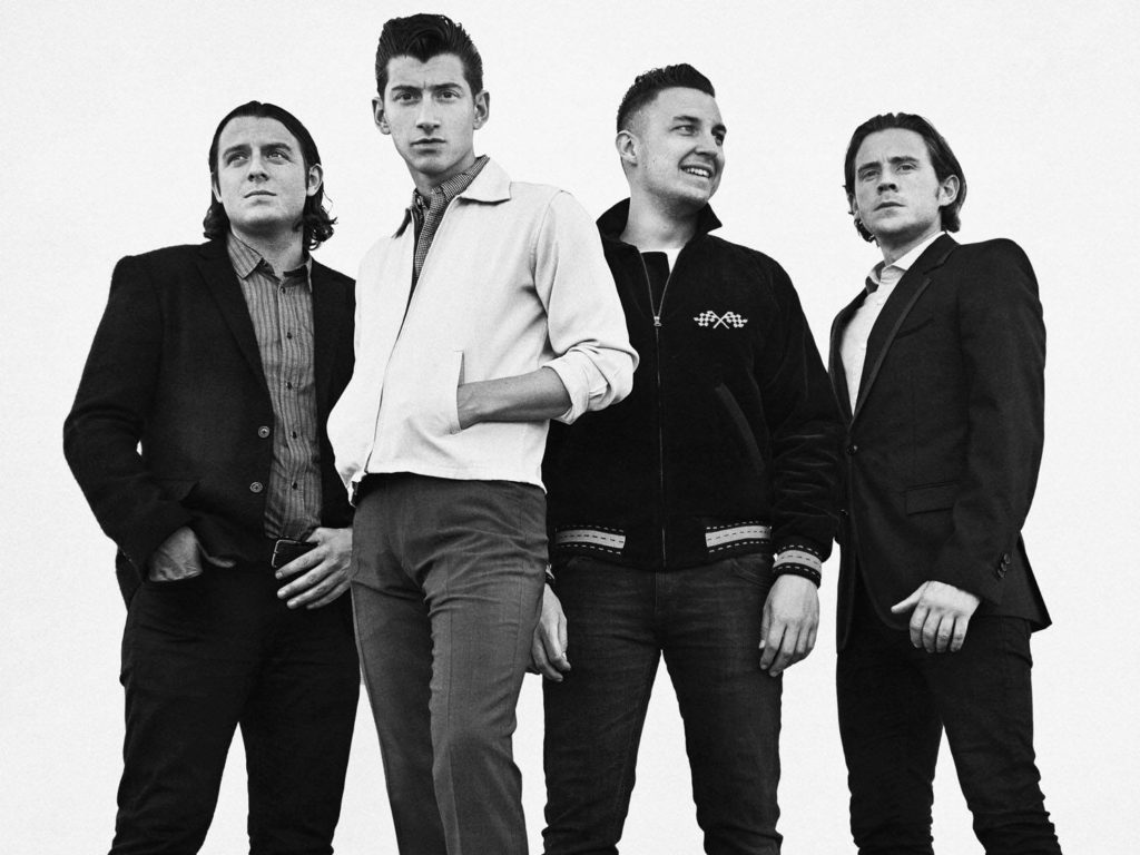 Arctic Monkeys nieuwe headliner Rock Werchter en Best Kept Secret 2018!