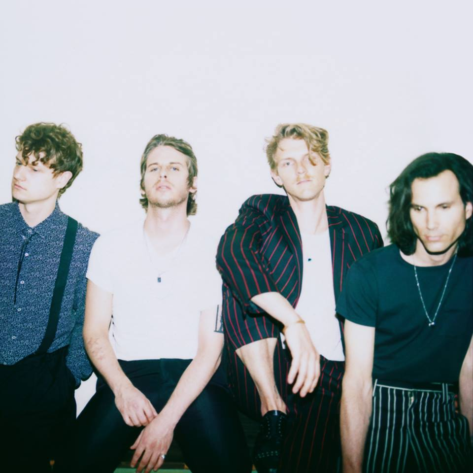 "Nieuwe single Foster The People – ""Sit Next To Me"""