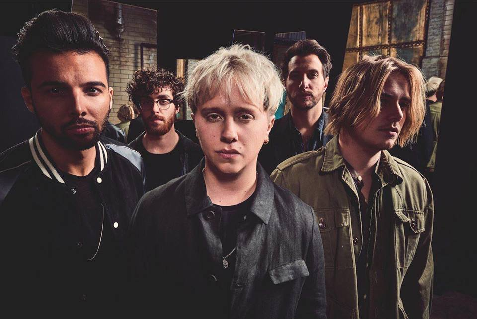Nothing But Thieves @ Trix : Niets gestolen