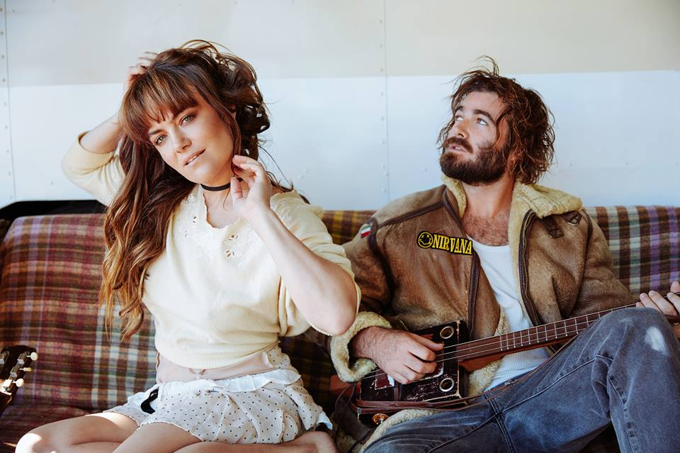 "Angus and Julia Stone @ Vorst Nationaal: ""Every night we play, is a lucky night"""