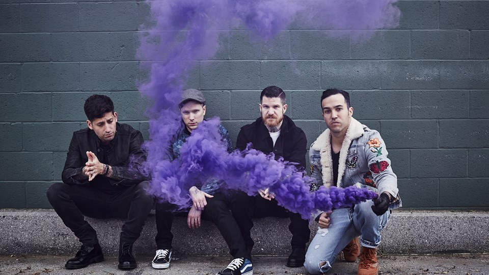 "Nieuwe single Fall Out Boy – ""The Last Of The Real Ones"""