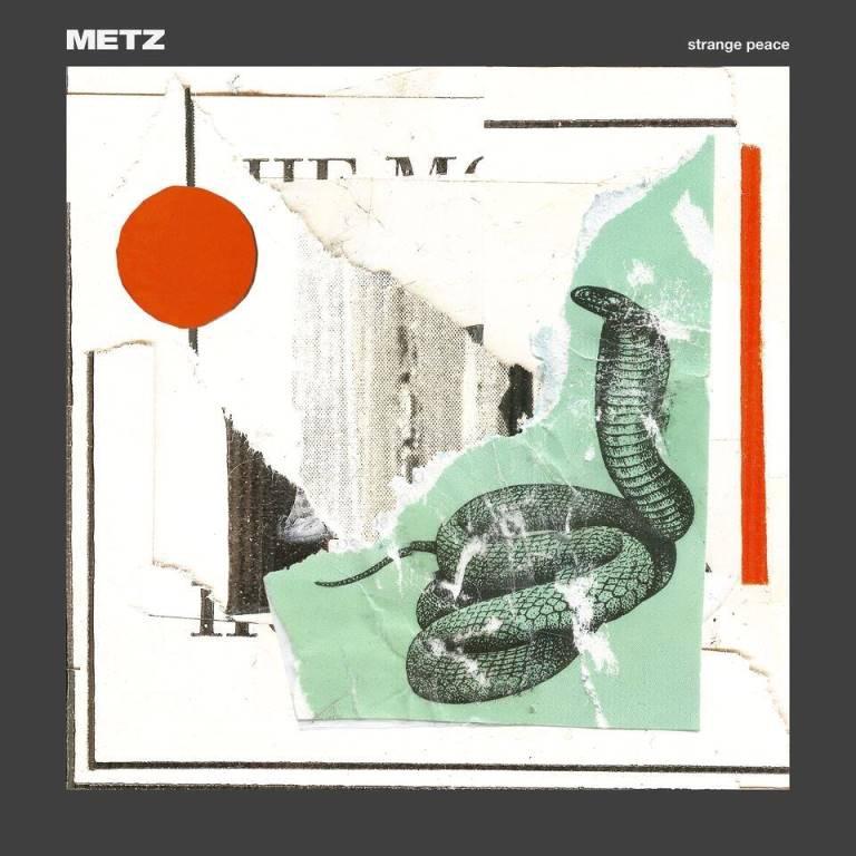 """Nieuwe single METZ – """"Cellophane"""""""