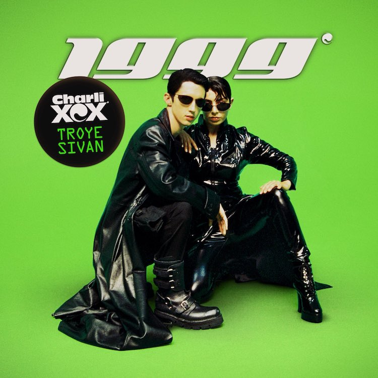 "Nieuwe single Charli XCX – ""1999"" Ft Troye Sivan"