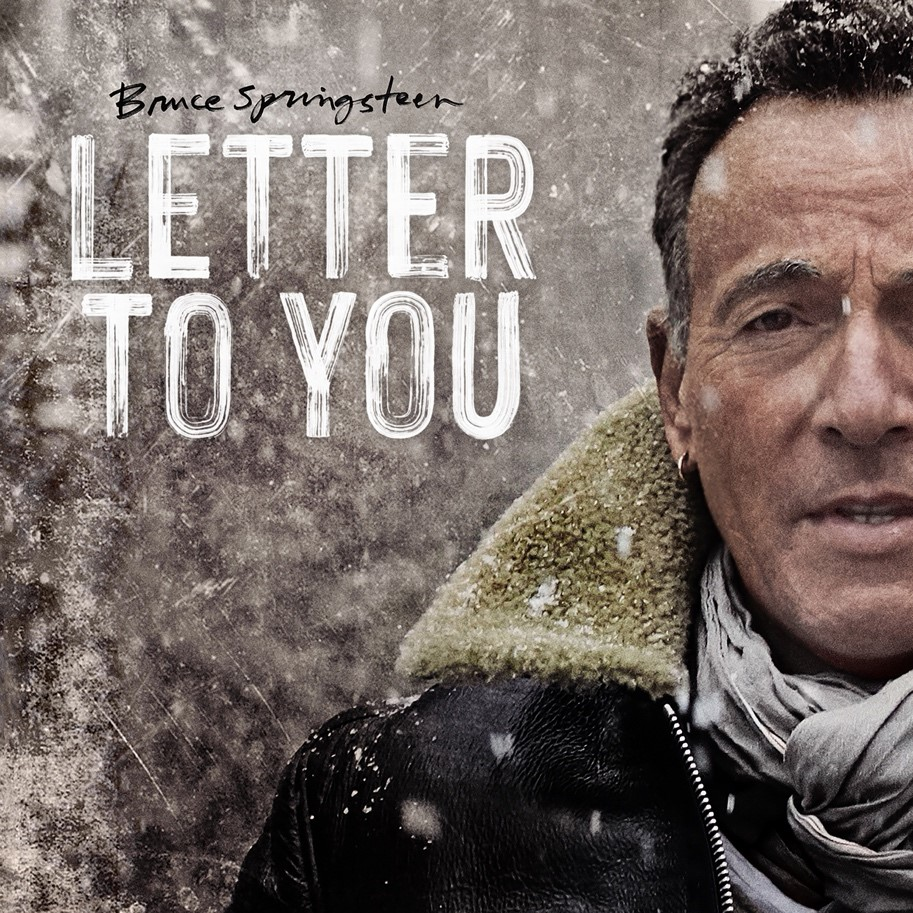 """Nieuwe single Bruce Springsteen – """"Letter To You"""""""