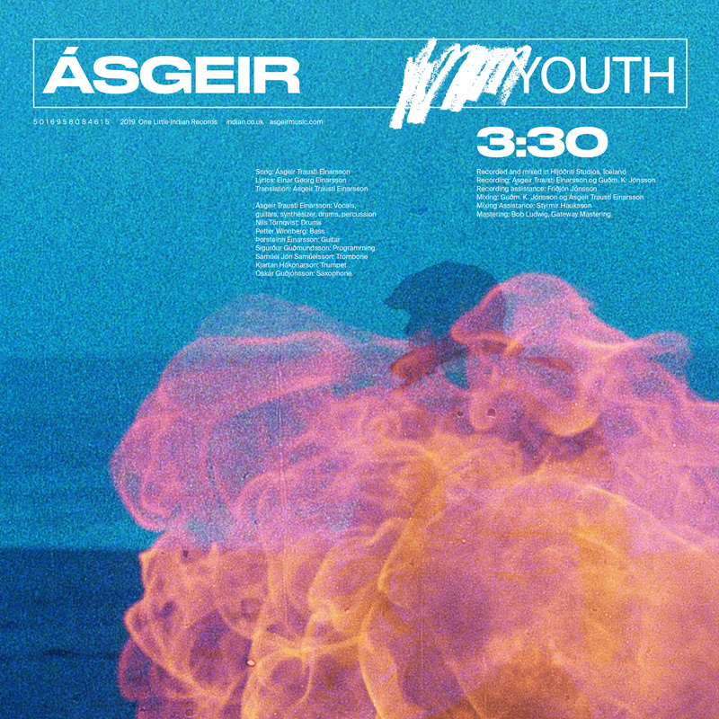 "Nieuwe single Ásgeir – ""Youth"""
