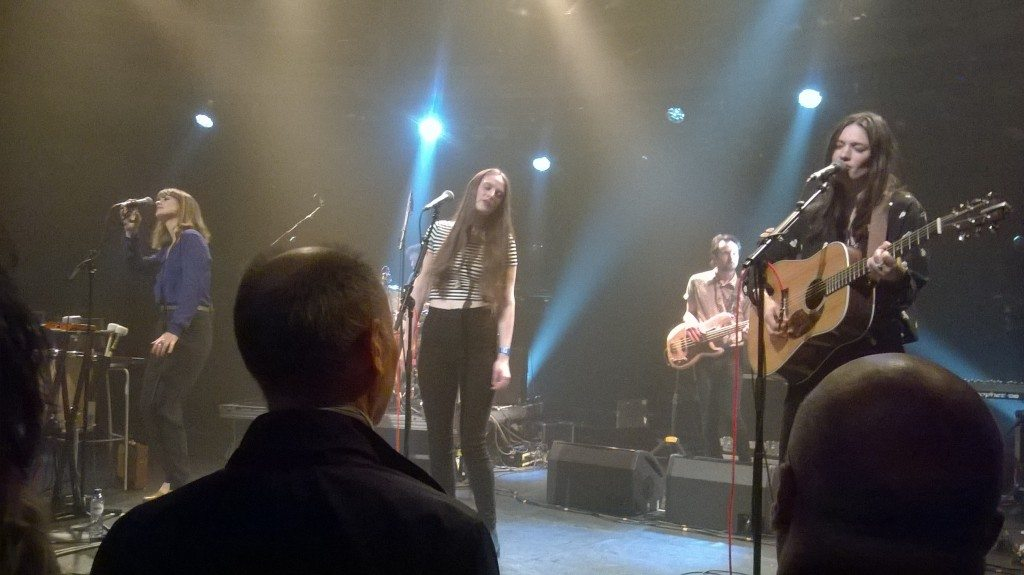 Recensie The Staves Botanique (Rotonde) 26 april