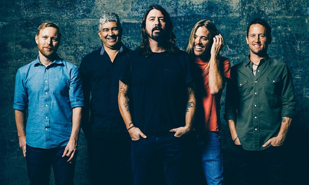 Foo Fighters + Wolf Alice @ Sportpaleis: Rock 'n Grohl