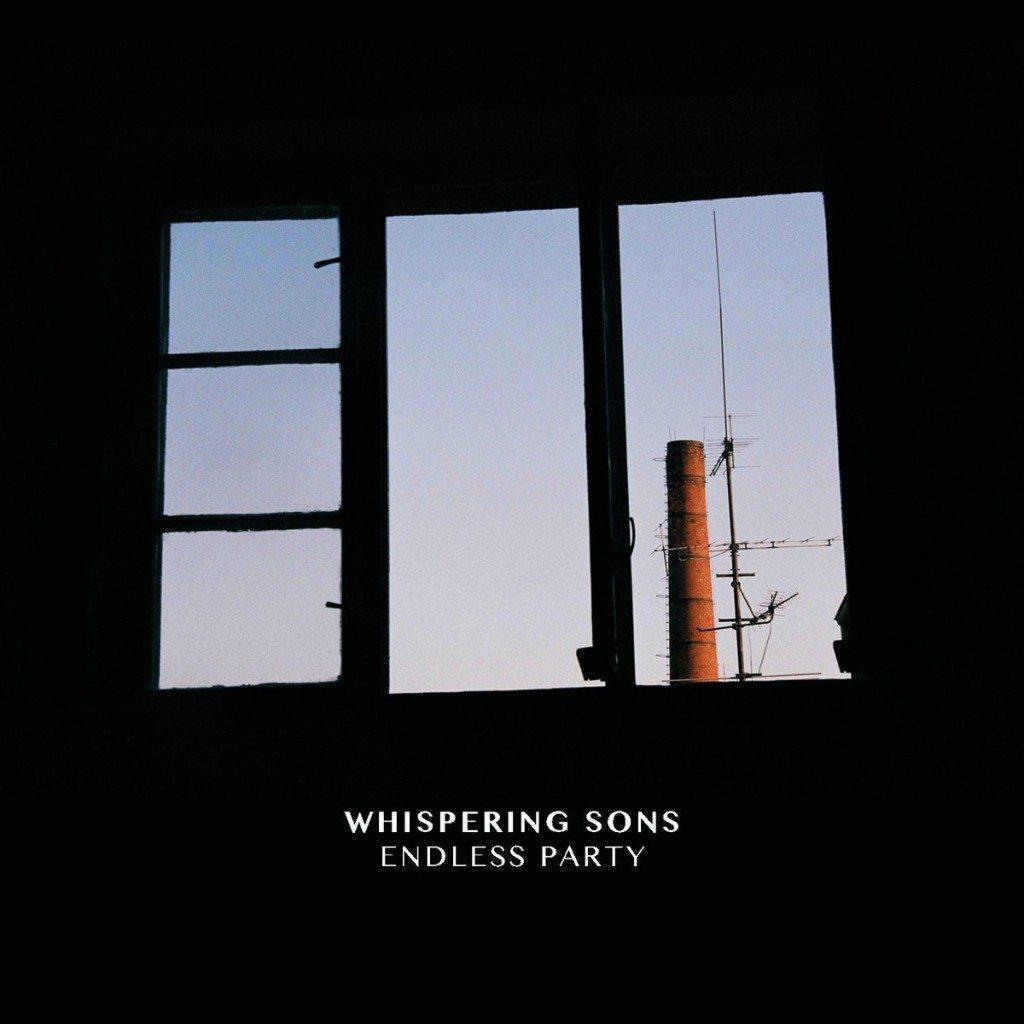 Nieuwe EP Whispering Sons