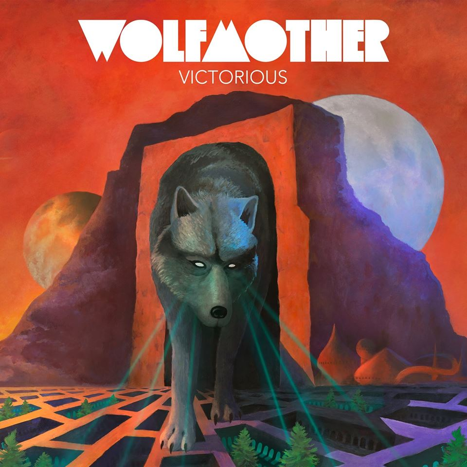 Nieuwe single Wolfmother