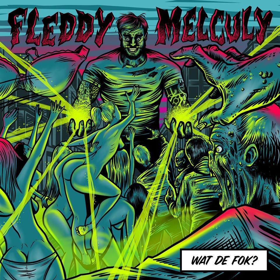 """Vragen van """"Den Beir"""": Fleddy Melculy"""