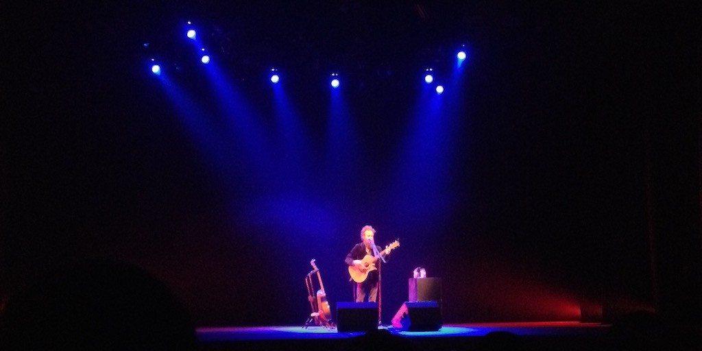 Iron And Wine, Teatro Tivoli, Lissabon 1 November