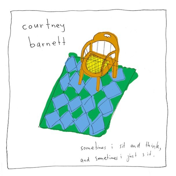 Nieuwe single Courtney Barnett
