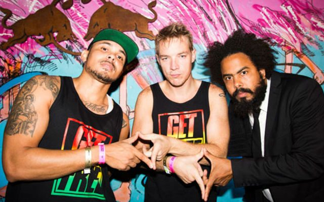 Nieuwe Single Major Lazer