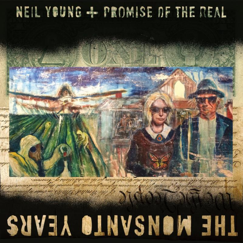 Nieuwe single Neil Young
