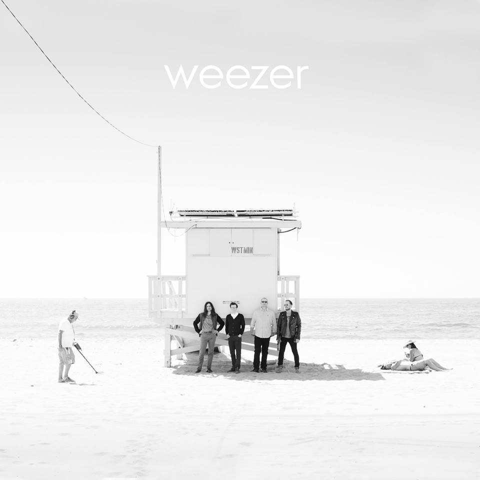 "Nieuwe single Weezer – ""Fake Smiles And Nervous Laughter"""